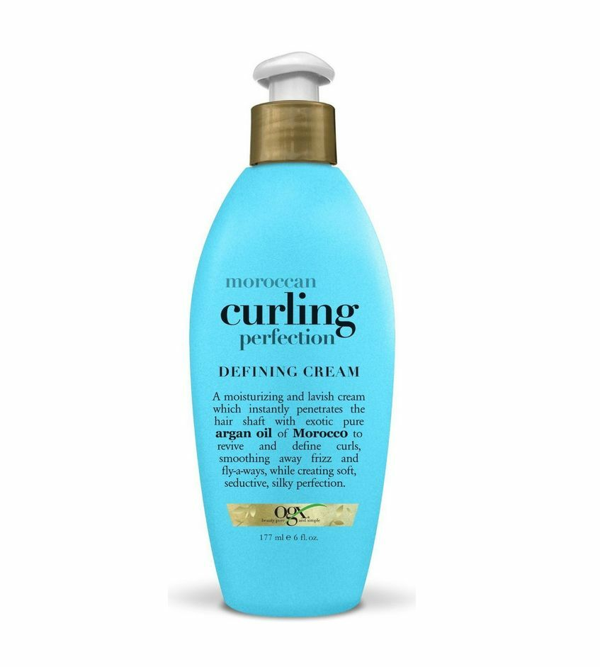 Organix Moroccan Curling Perfection Defining Cream 6 Oz Ebay