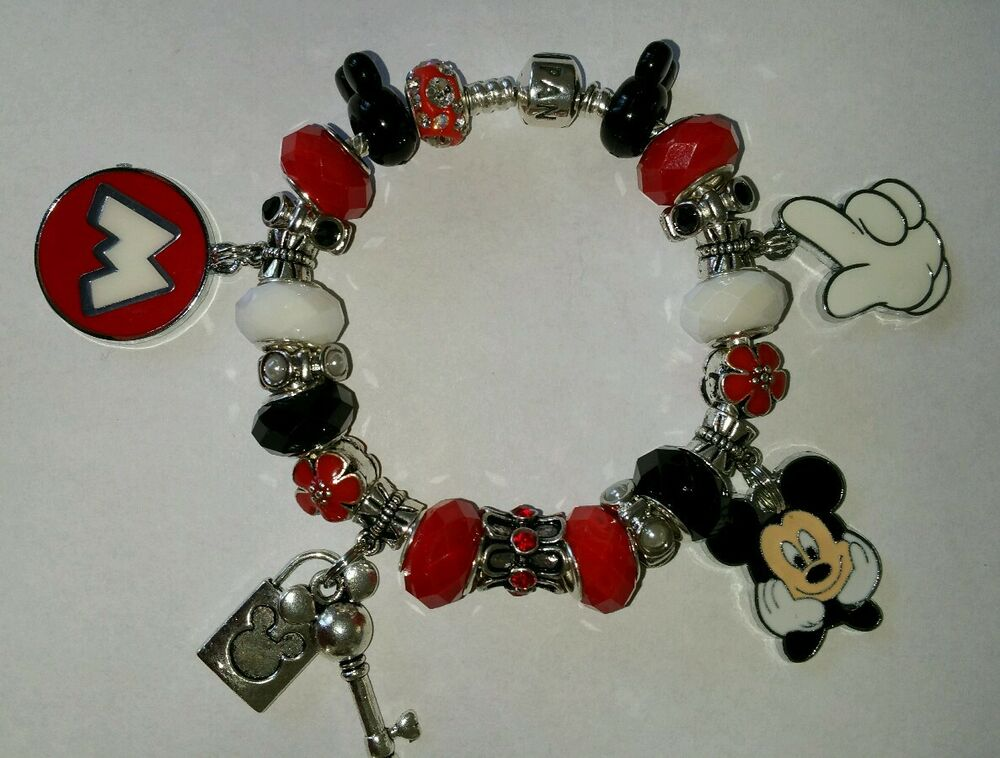 authentic pandora bracelet mickey mouse bracelet with