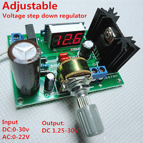 Circuit Shunt Regulator Good Quality By Tl431 additionally 361260307714 in addition 0 60 Volt Dc Variable Power Supply Using Lm317lm337 together with 221923794595 likewise Variable Voltage Power Supply. on adjustable dc voltage regulators