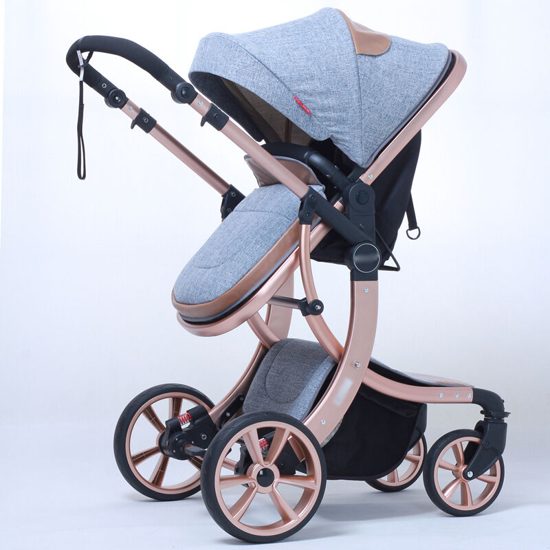 luxury pram newborn carriage beyond foldable pram baby stroller pushchair m99g ebay. Black Bedroom Furniture Sets. Home Design Ideas
