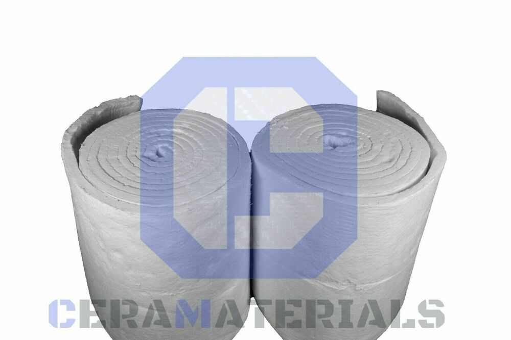 Ceramic Fiber Blanket 2600f 8 High Temp Thermal