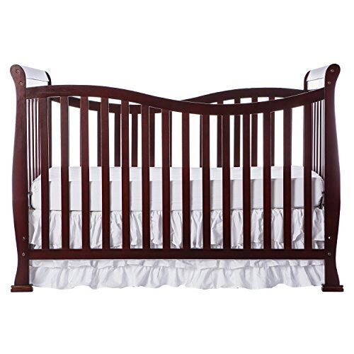 Dream On Me Violet 7 In 1 Baby Crib Unisex Convertible
