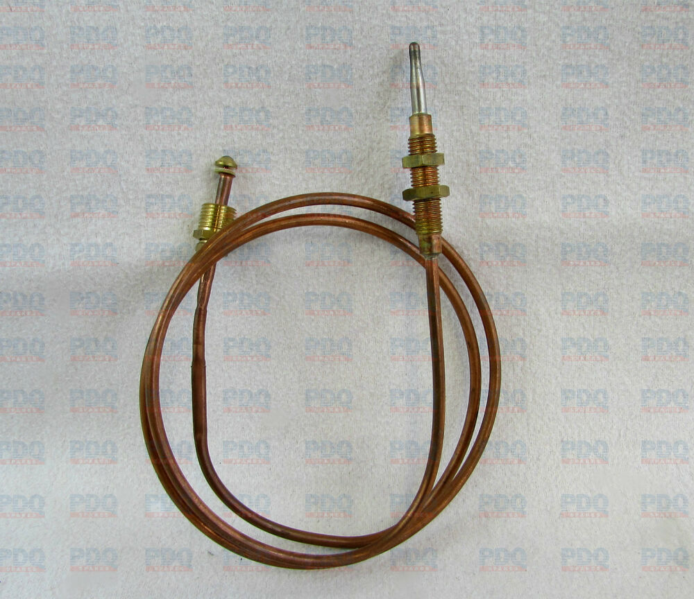 Thermocouple Gas Fire Universal 900mm T67 900 GFU