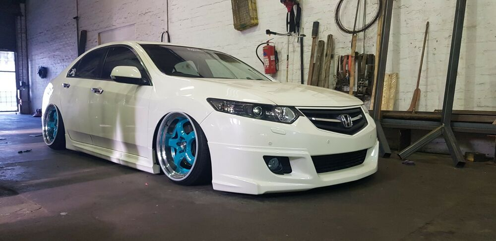 Front Lip Mugen Style Body Kit for Honda Accord 8 / Acura ...