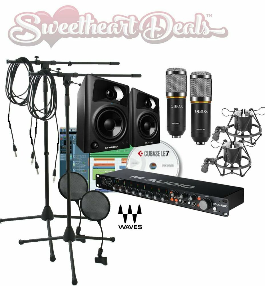 Home music studio package deals