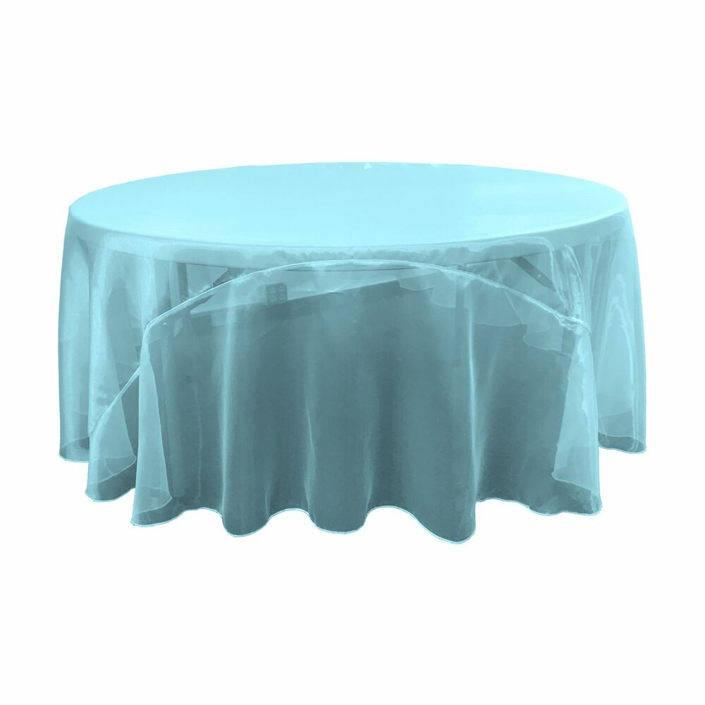 La linen sheer mirror organza tablecloth 120 inch round for 120 table cloth