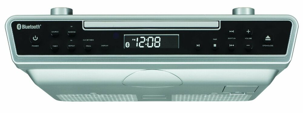 kitchen radio under cabinet best kitchen counter sylvania cabinet cd player 5544