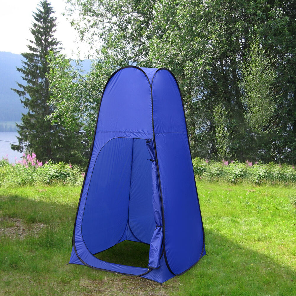 Pop Up Changing Room Toilet Shower Fishing Camping
