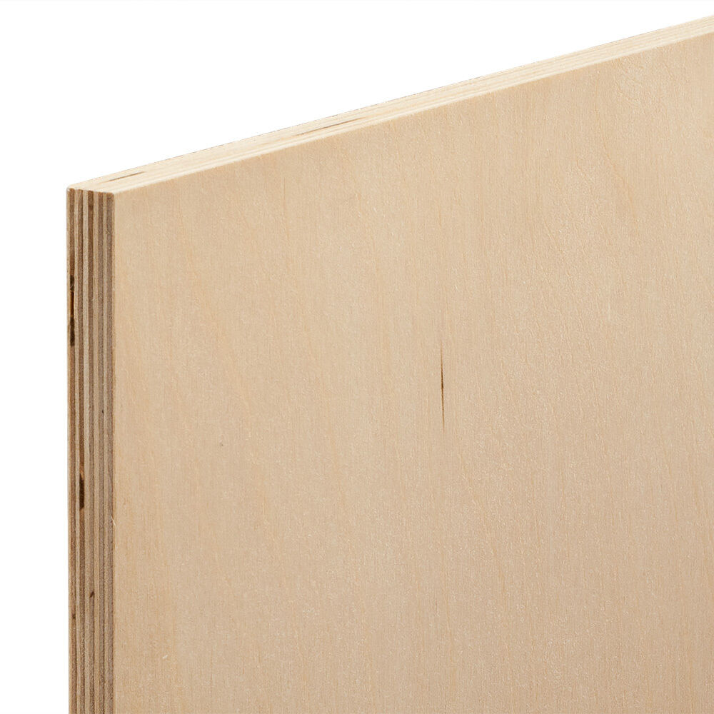 "Baltic Birch Plywood - 1/2"" Thick, 24"" X 30"""
