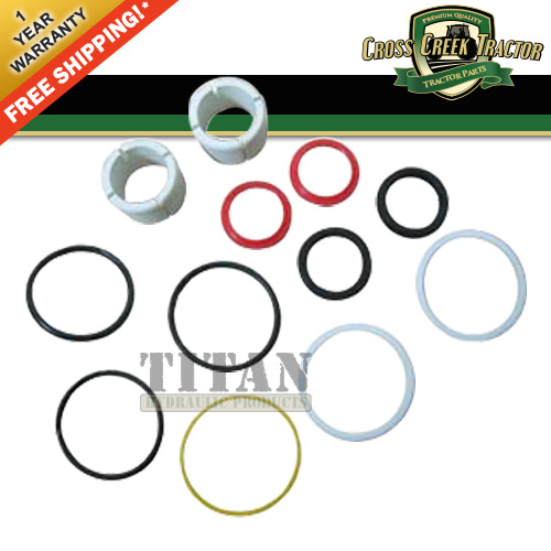 Fp526 New Ford Tractor Power Steering Cylinder Seal Kit
