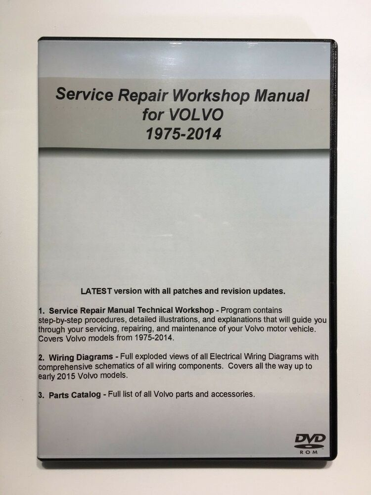 details about for volvo 1999-2014 s80 service repair workshop manual  factory 01 02 03 04 05 06