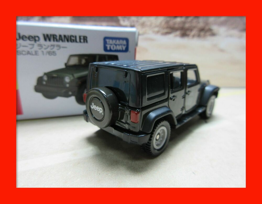 aug 2015 new 80 jeep wrangler long wheel base 4wd 4x4 tomica tomy takara 1987 39 s ebay. Black Bedroom Furniture Sets. Home Design Ideas