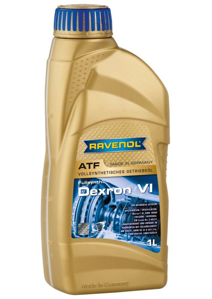 Ravenol Dexron 174 Vi Automatic Transmission Fluid Fully