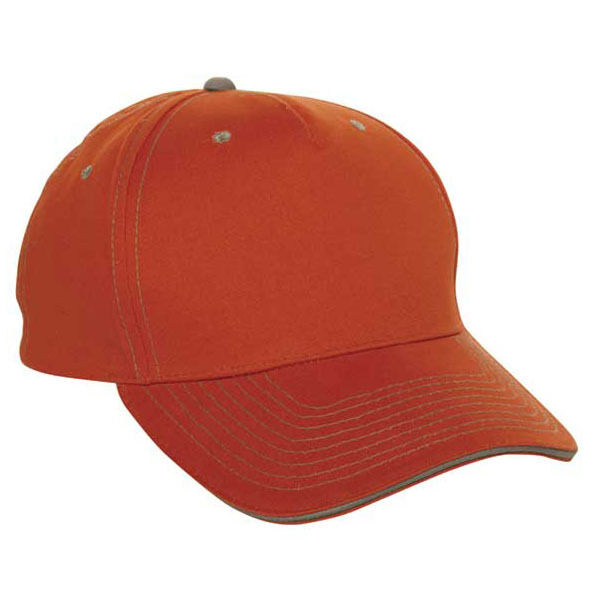 aace3fabed6 Details about 1 Dozen (12) Orange Khaki Blank Cotton twill Golf Baseball  Hats - Adjustable