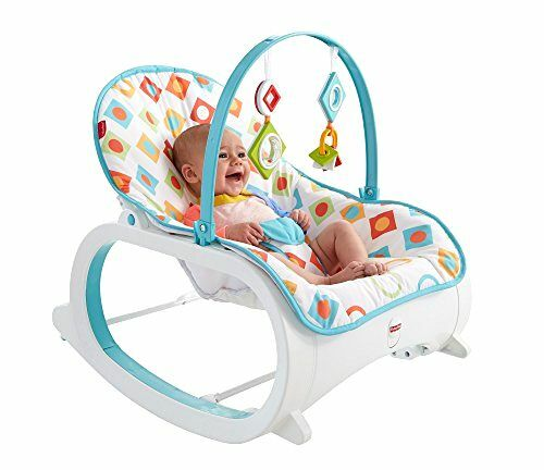 Car Seat Toy Fisher Price : Rocker seat bouncer swing vibrating chair infant to