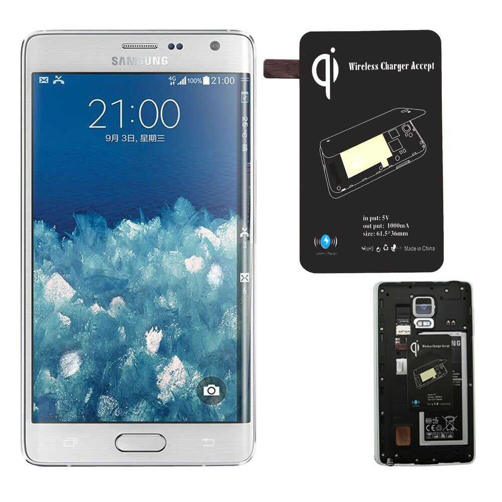 Wireless Charger Module Wiring Diagrams Telephone Tone Ringer Circuit Diagram Tradeoficcom For Samsung Galaxy Note Edge N9150 Qi Charging Model Mc 02a