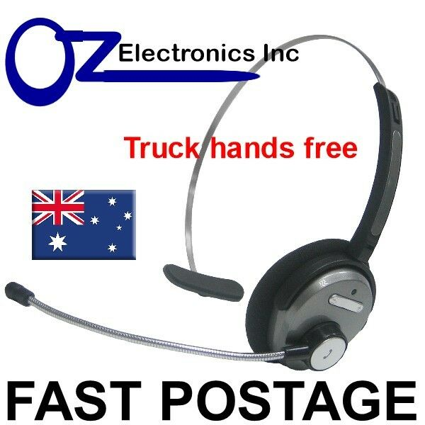 bluetooth wireless headset handsfree for truck driver. Black Bedroom Furniture Sets. Home Design Ideas