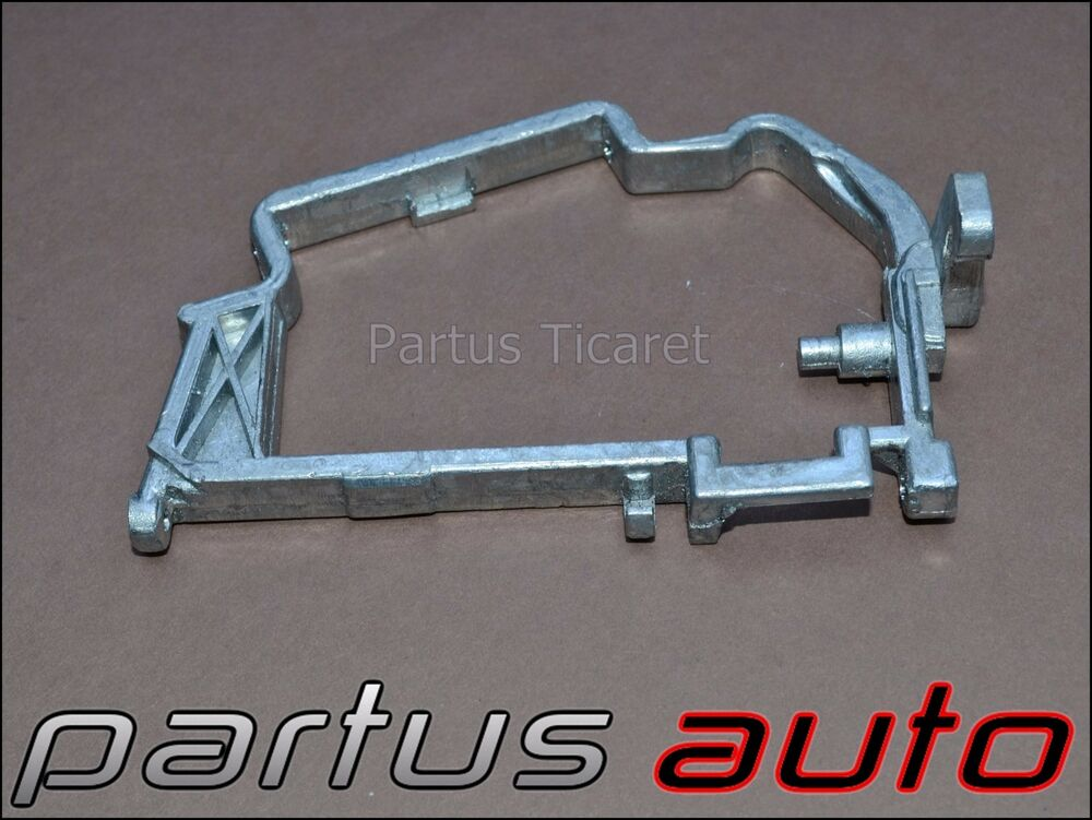Mercedes e class w210 side mirror glass repair metal frame for Mercedes benz side mirror price