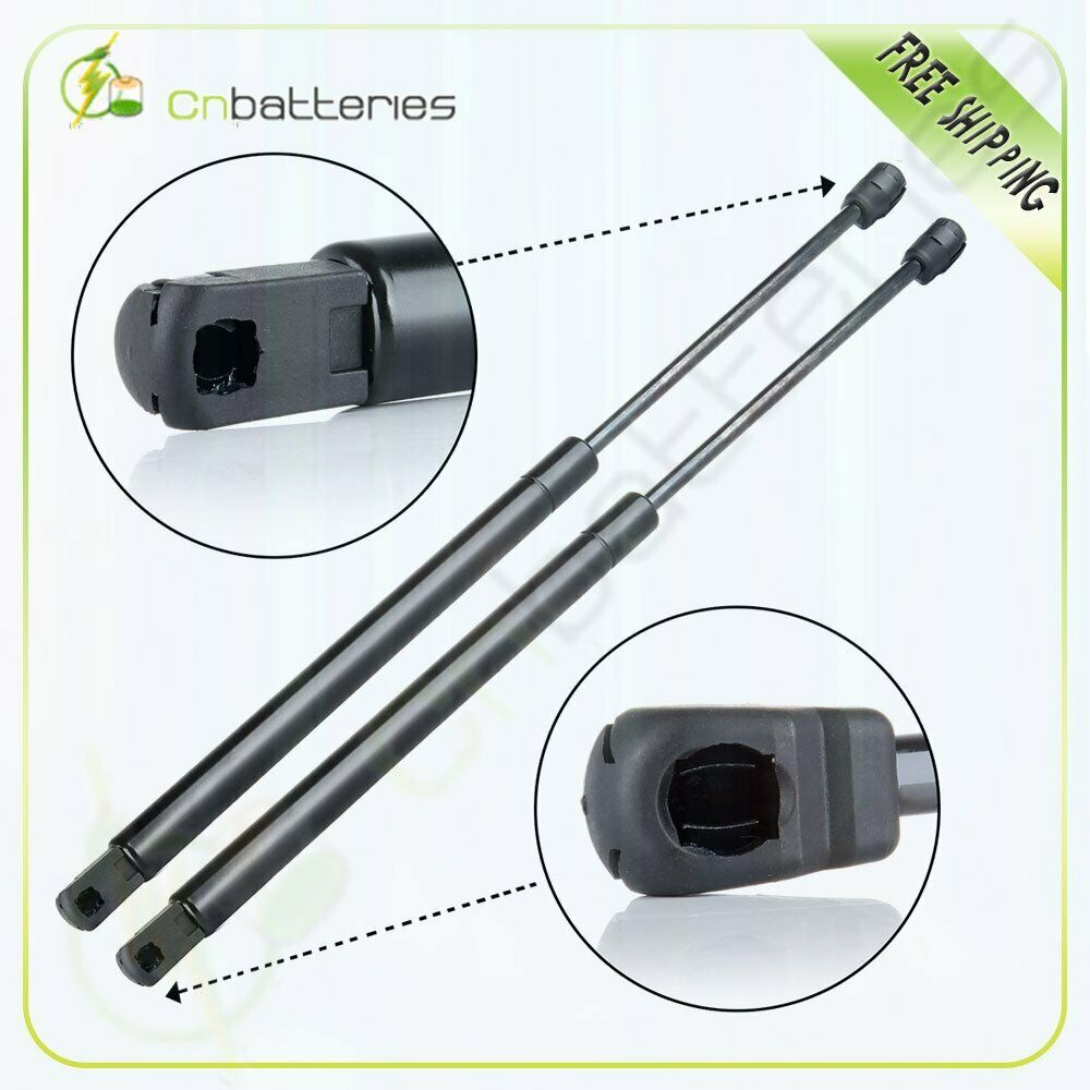 Qty 2 rear window glass lift supports shocks struts for for 2002 ford explorer rear window struts