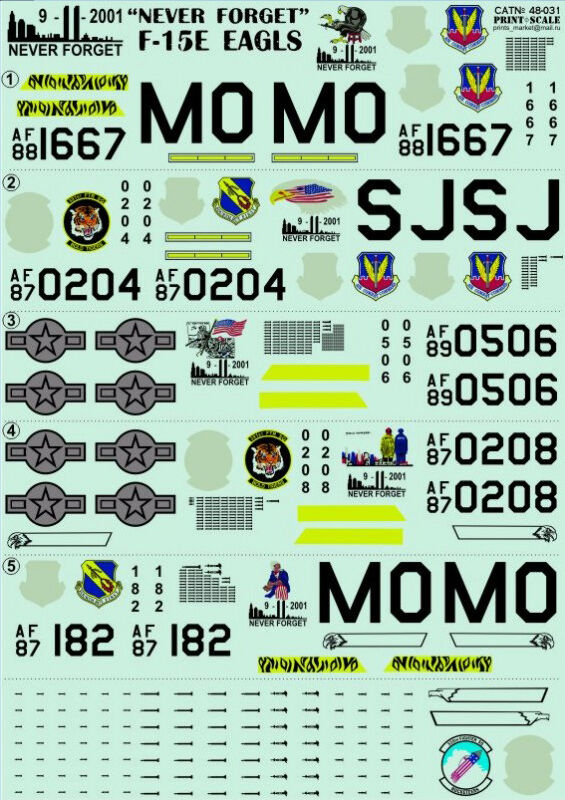 decal for f 48 print scale 48