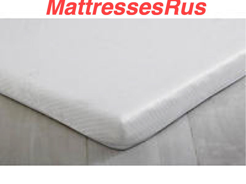 Memory Foam Sofa Bed Mattress Replacement Available In All Sizes 11cm Deep Ebay