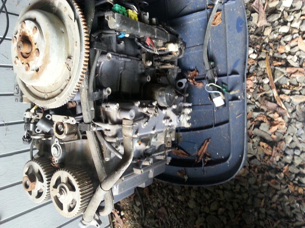 Selling Used 2001 Mercury 115 Four Stroke Parts Outboard