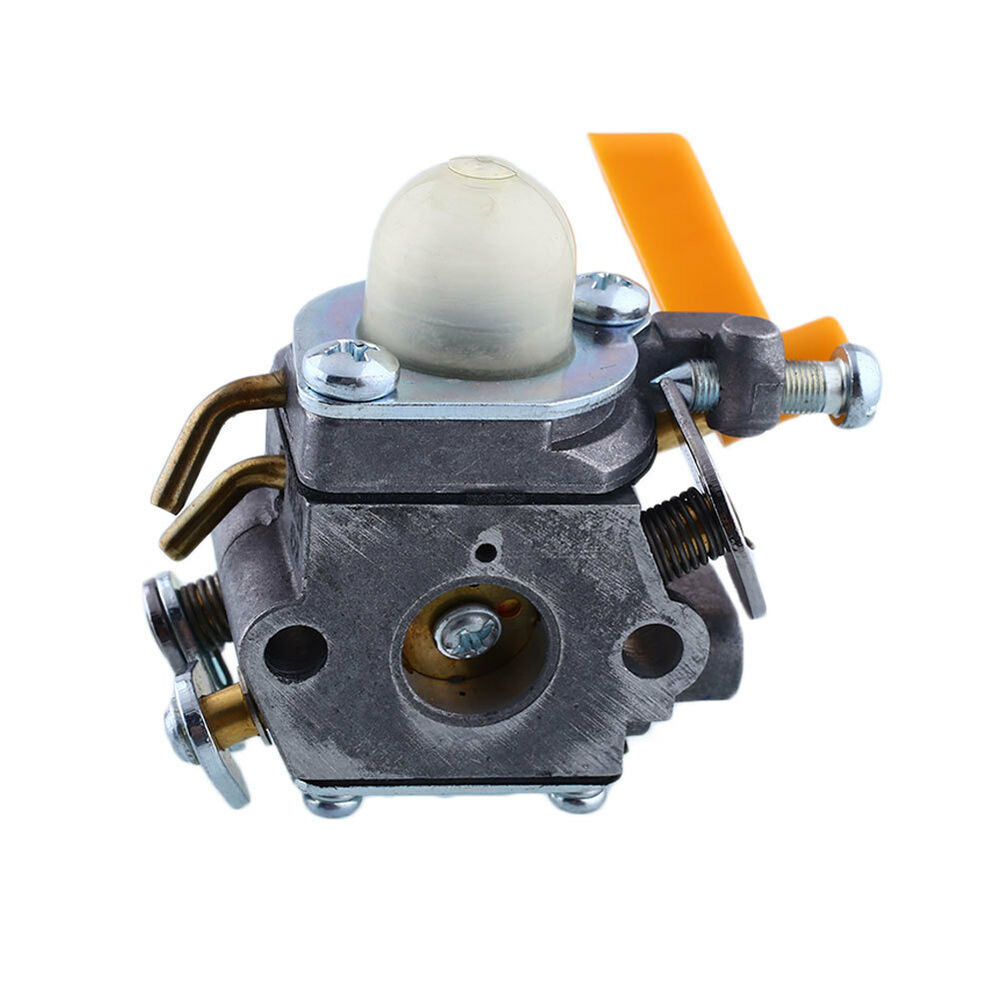 Carburetor carb parts for homelite 26cc string trimmer 22mm silver