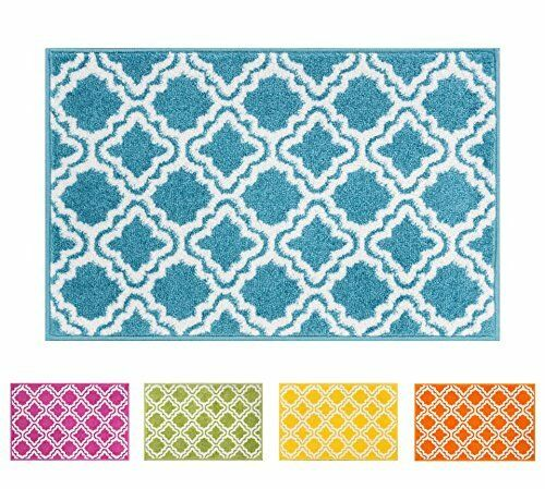 Small rug mat doormat well woven modern kids room kitchen for Small rugs for kitchen