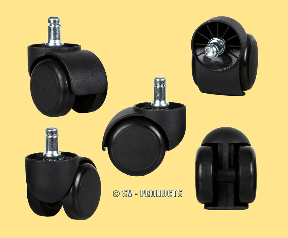 Laminate Floor Office Chair Replacement Casters 132 EBay