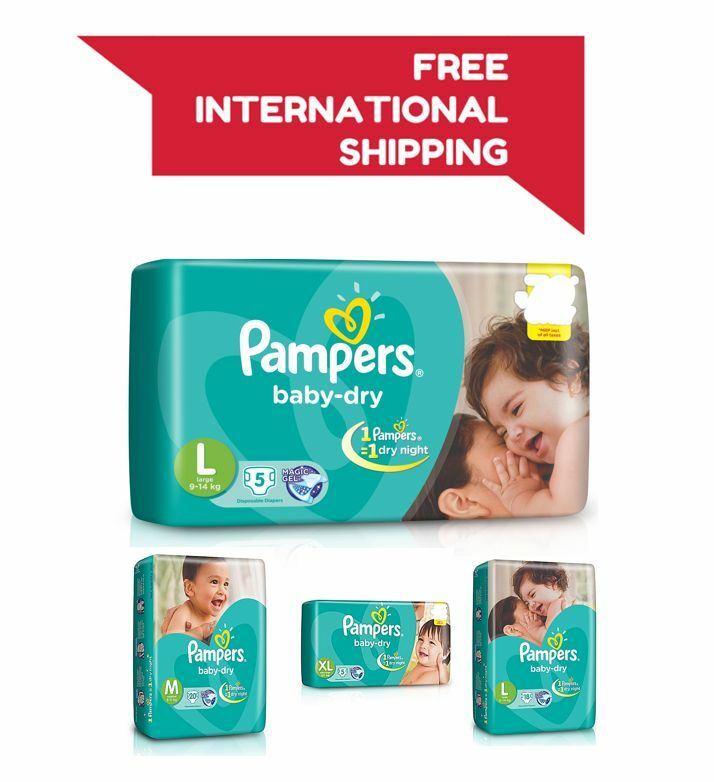 pampers diapers baby dry newborn disposable size 1 2 3 4. Black Bedroom Furniture Sets. Home Design Ideas