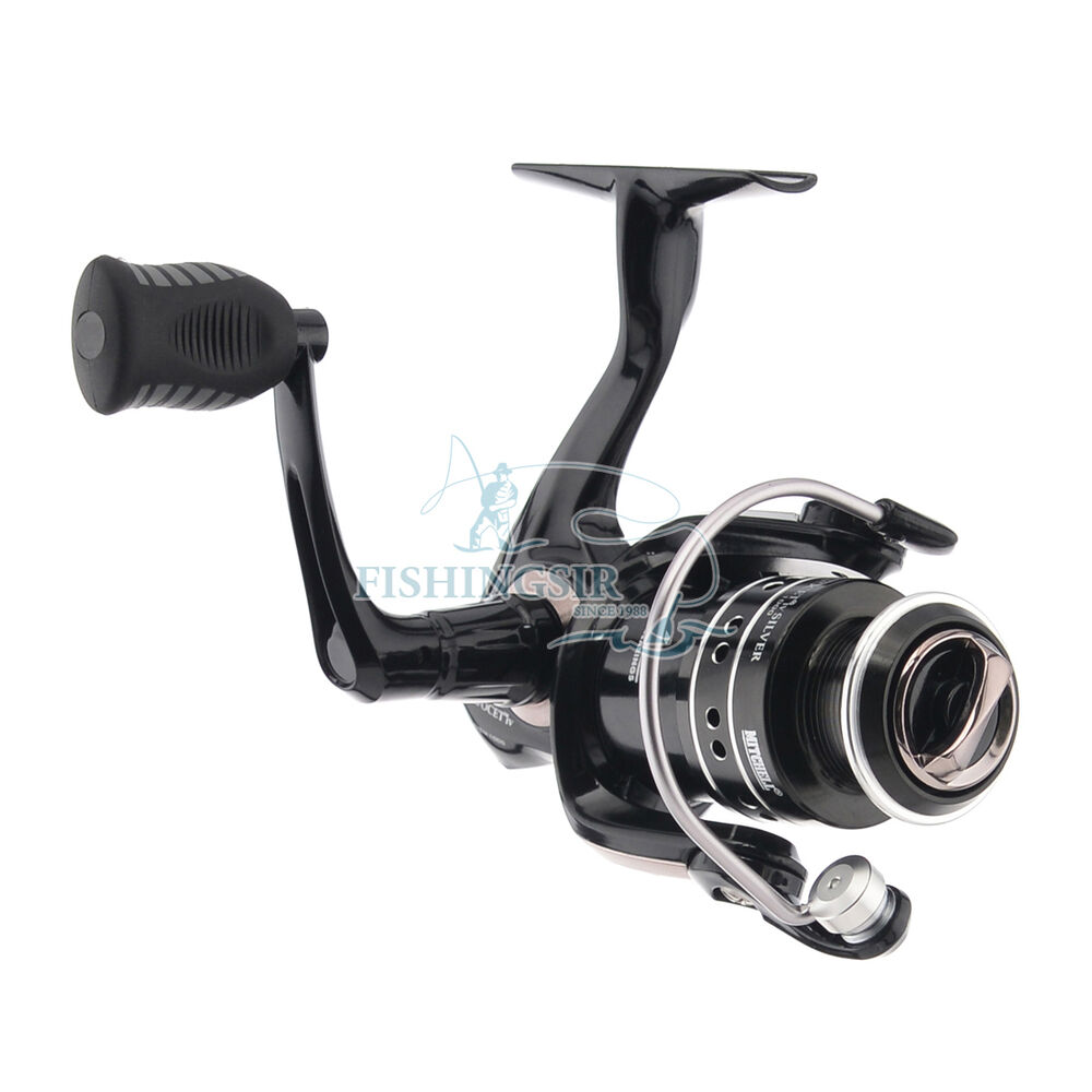 Mitchell avocet silver iv 500 1000 2000 4000fd casting for Mitchell fishing reels