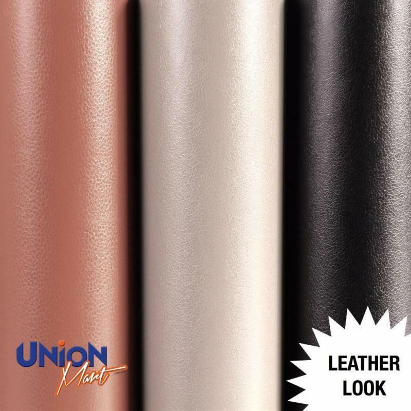 3D Leather Look Vinyl Wrap - Self Adhesive - Conforms with Heat ...