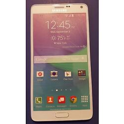 New  Samsung Galaxy Note 4 Non-working Display Phone, Dummy, Fake, Toy