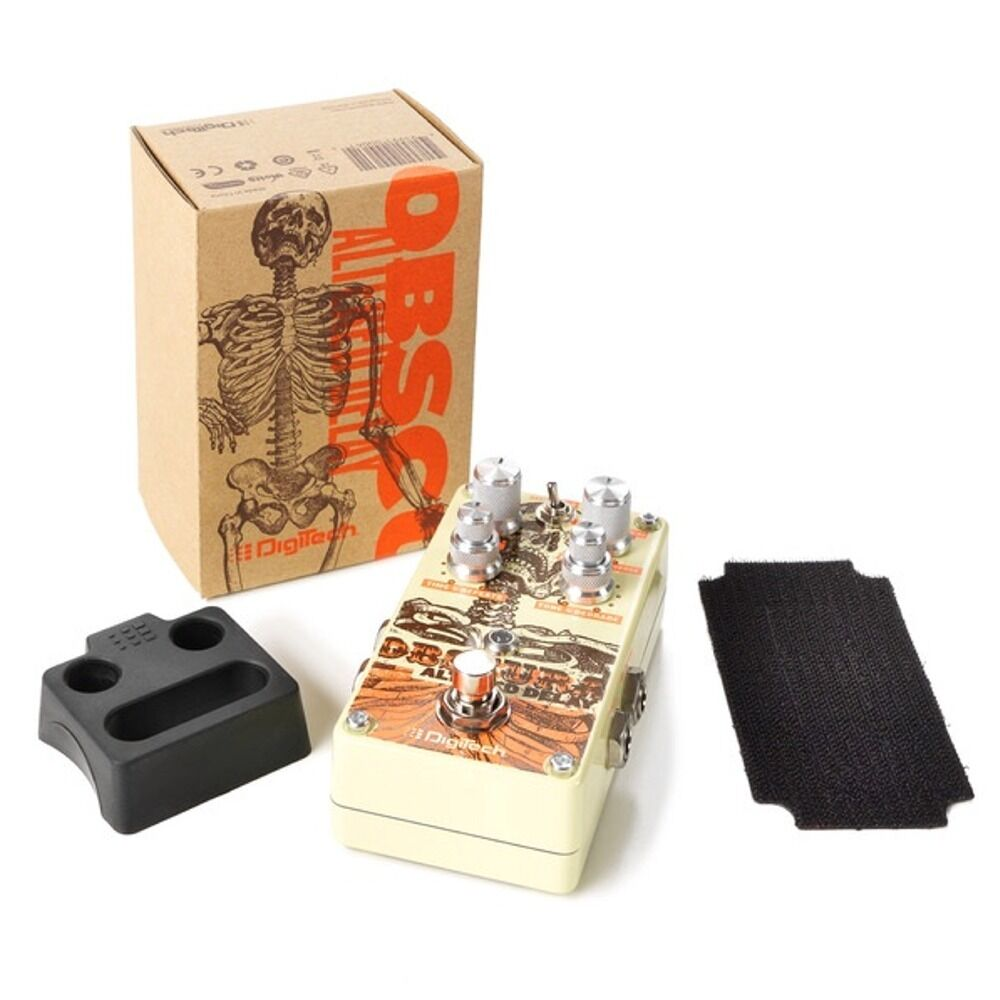 digitech obscura altered delay analog tape lo fi true bypass guitar effect pedal ebay. Black Bedroom Furniture Sets. Home Design Ideas
