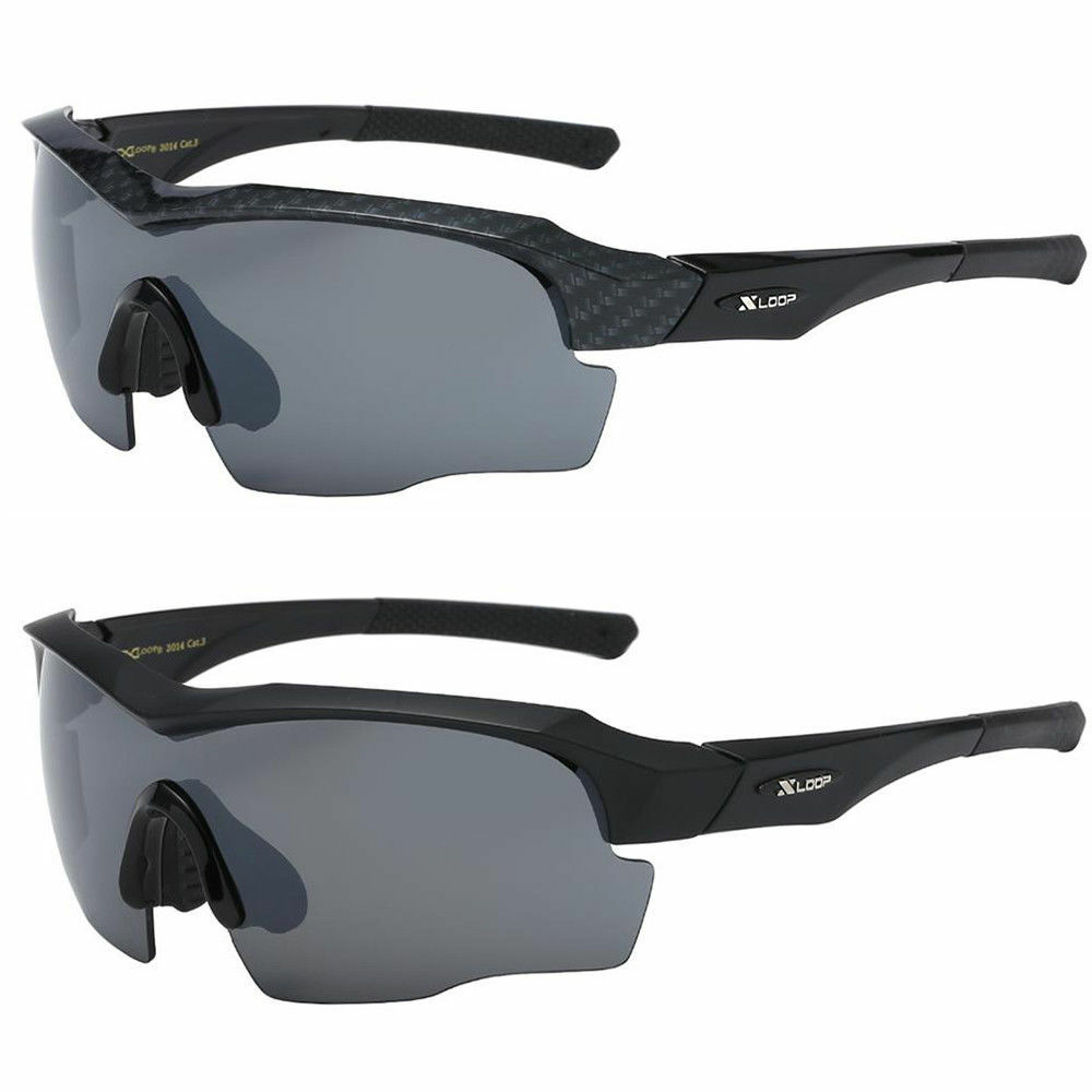 X loop mens large sports sunglasses uv 400 protection for Mens fishing sunglasses