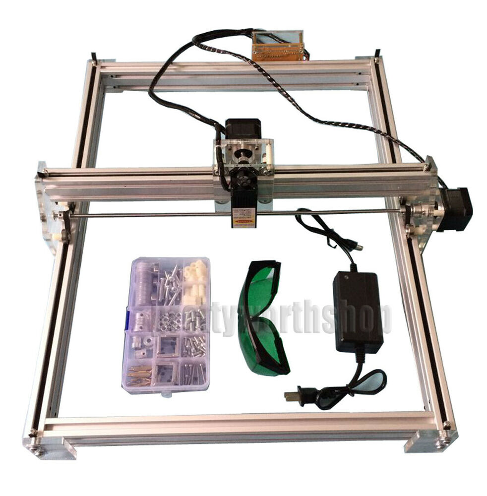 40*50CM 500MW Desktop Laser Cutting/Engraving Machine DIY ...