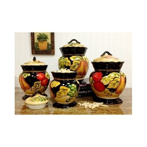 Fruit Kitchen Decor Sets