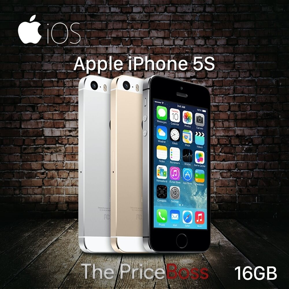 apple iphone 5s 16gb worldwide gsm factory unlocked. Black Bedroom Furniture Sets. Home Design Ideas
