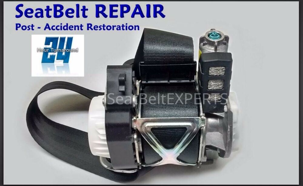 Repair Car Seat Belt Buckle