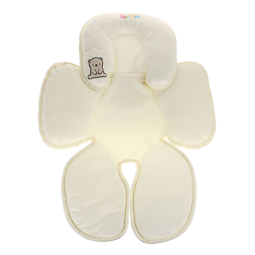 new infant baby head full body support pillow for travel car seat buggy stroller ebay. Black Bedroom Furniture Sets. Home Design Ideas