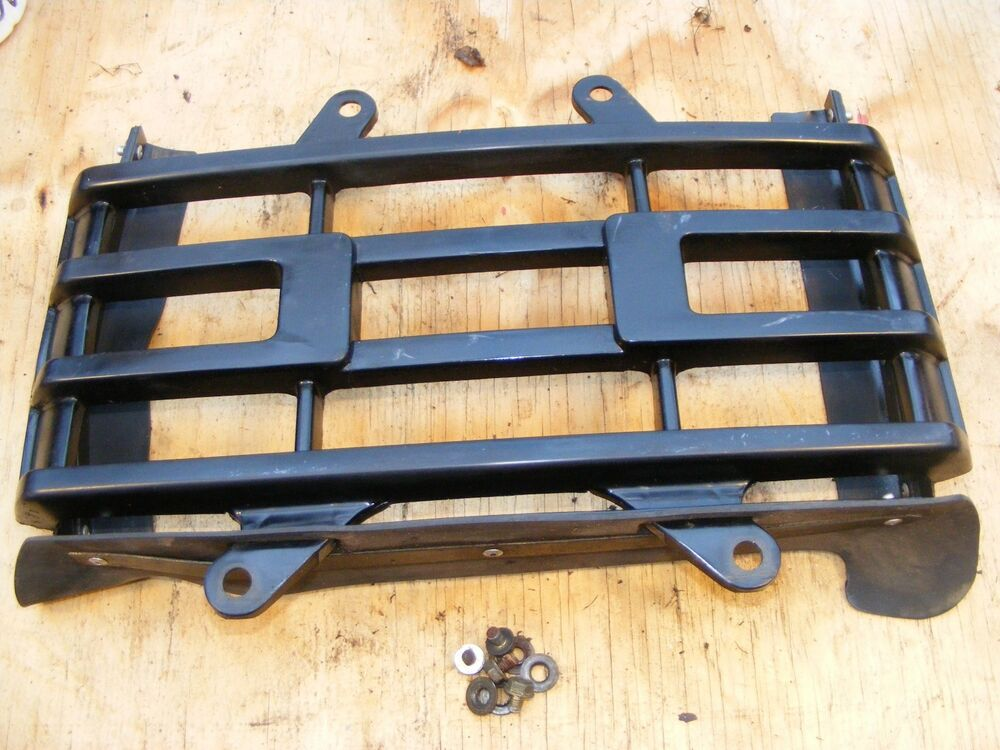 Lawn Mower Grill : Honda riding mower lawn tractor front