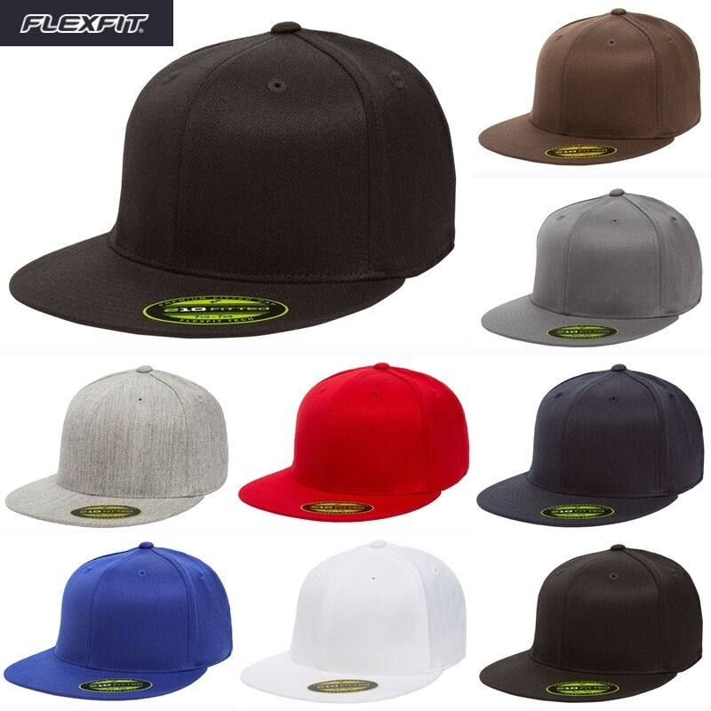 587364f9d24db ... 210 Fitted Hat  Yupoong Flexfit 6210 Premium 210 Fitted Hat Baseball  Plain
