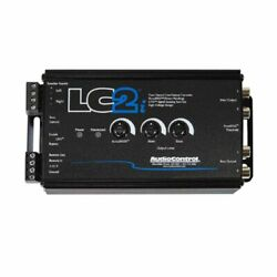 Kyпить AudioControl LC2i, 2 Channel Line-Output Converter with AccuBASS на еВаy.соm