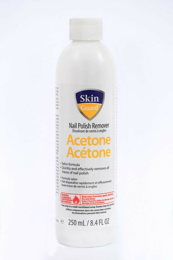 Pure Acetone Chemical For Acrylic Nail Glue Polish Remover Amp Sculptures 250ml Ebay