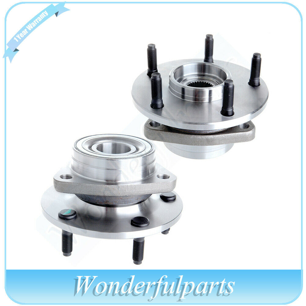 Hub Truck Parts : New front wheel hub bearing assembly for