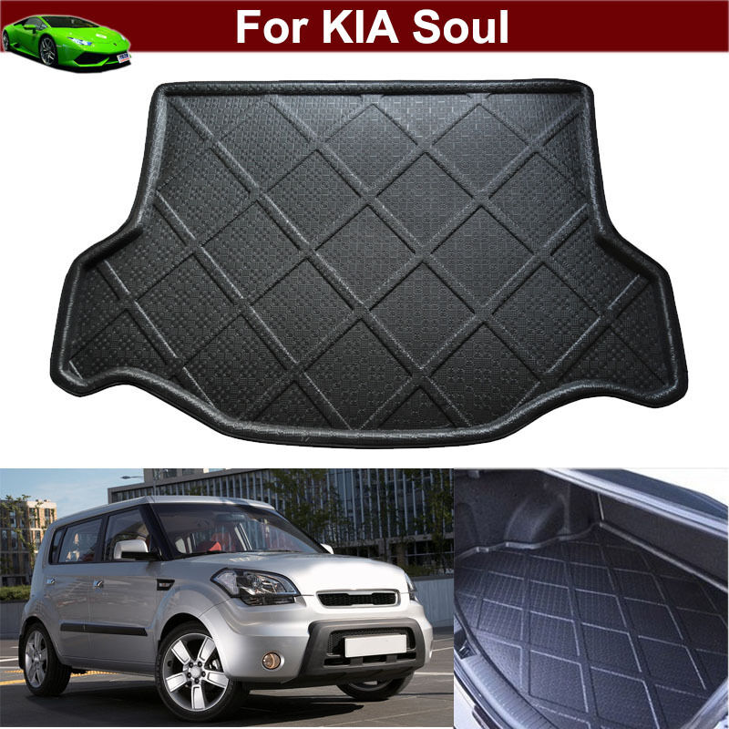 Car Mat Carpet Cargo Mat Trunk Liner Tray Floor Mat For