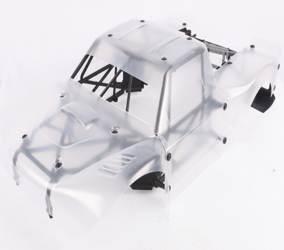 Body Panel Only Without Roll Cage For 1 5 Losi 5ive T King