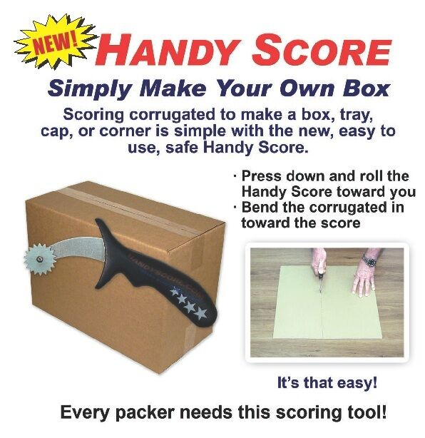 handyscore scoring tool box maker simply make your own box ebay. Black Bedroom Furniture Sets. Home Design Ideas