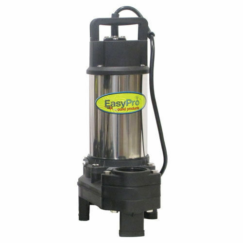 Easypro th400 5100 gph pond waterfall pump ebay for Pond waterfall pump