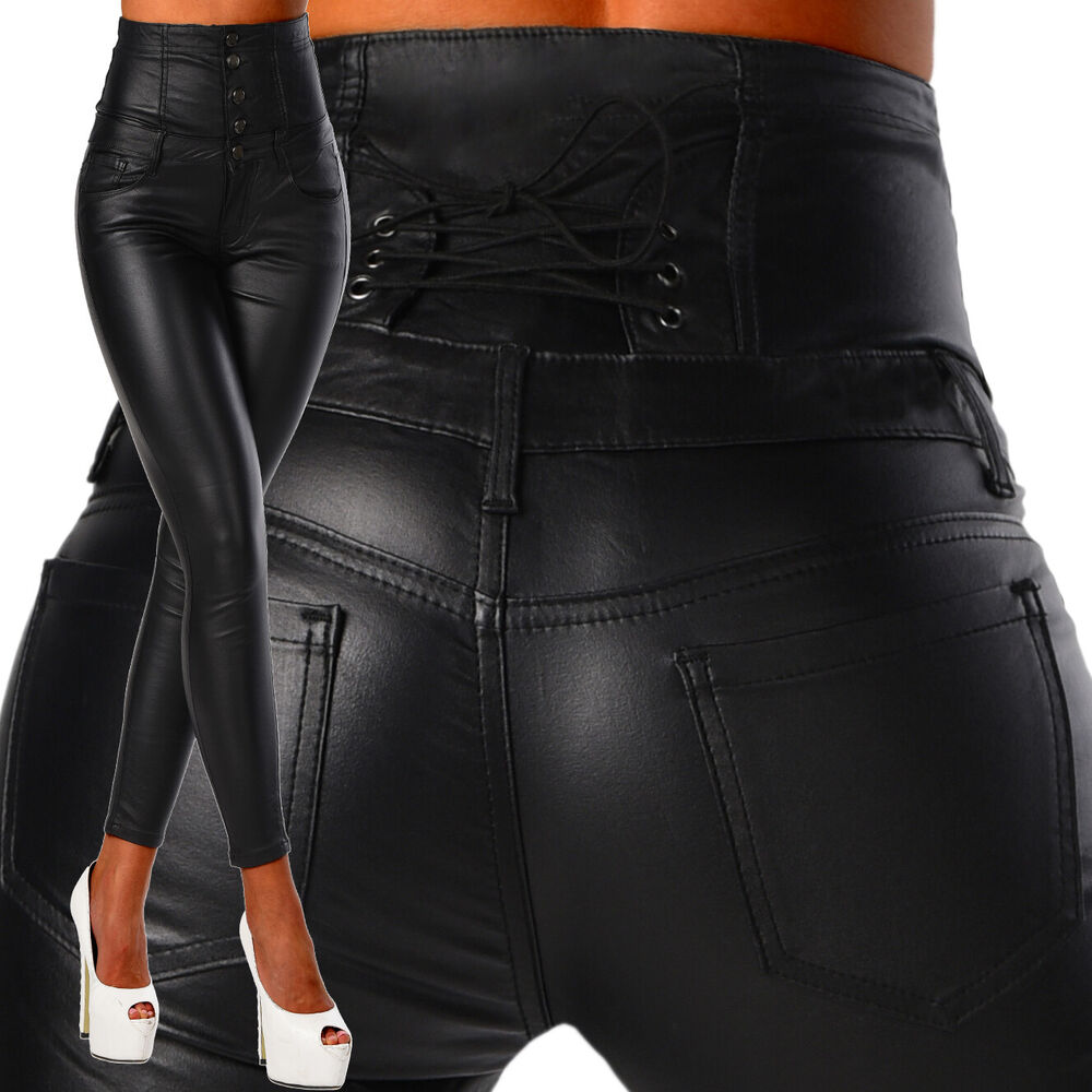 Sexy Women S Stretchy Black Jeans Trousers Skinny High